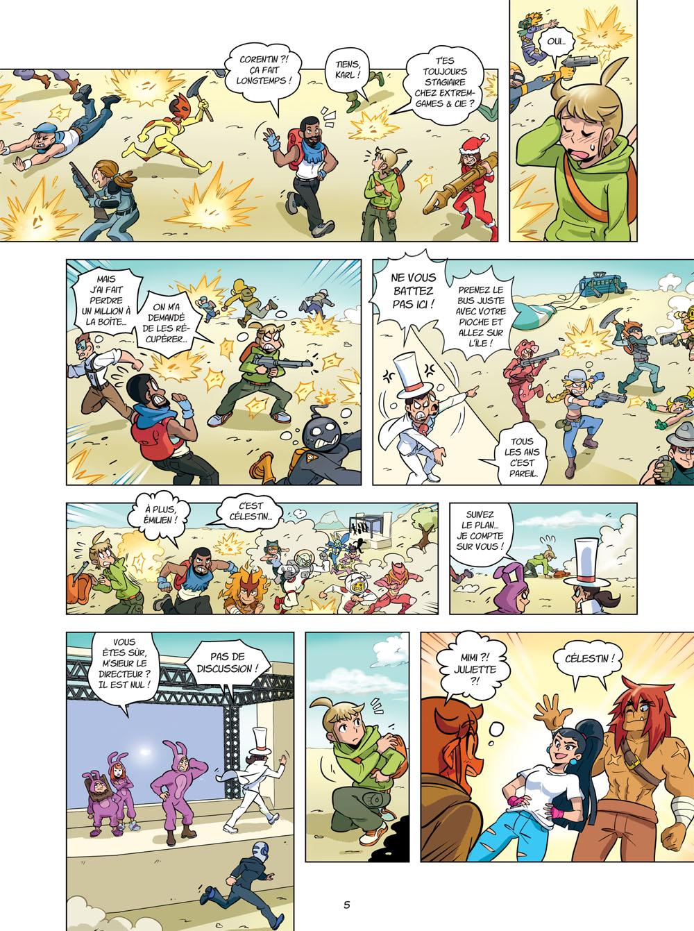 fightnite #2 planche 3