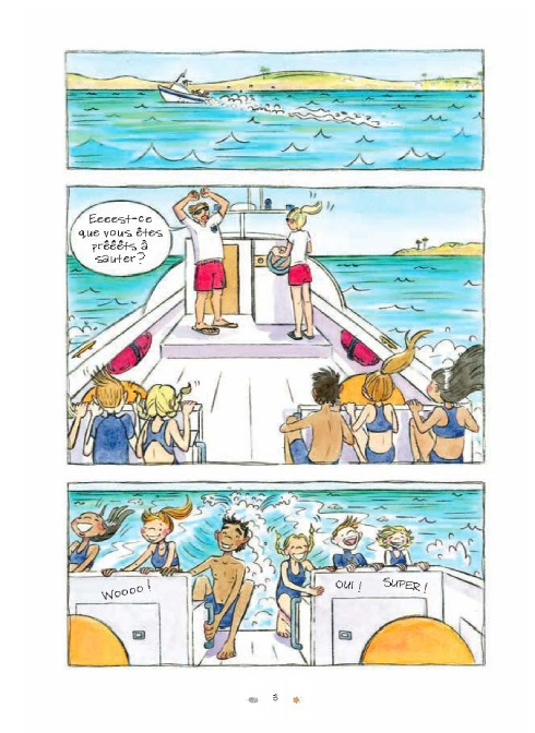 surfside girls #2 planche 1