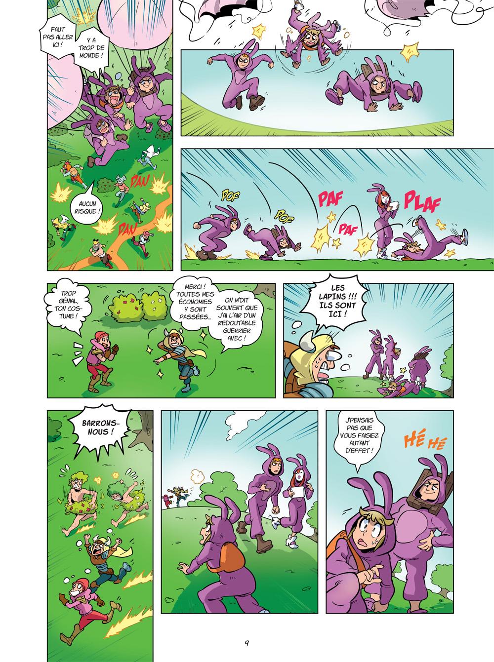 fightnite #2 planche 7