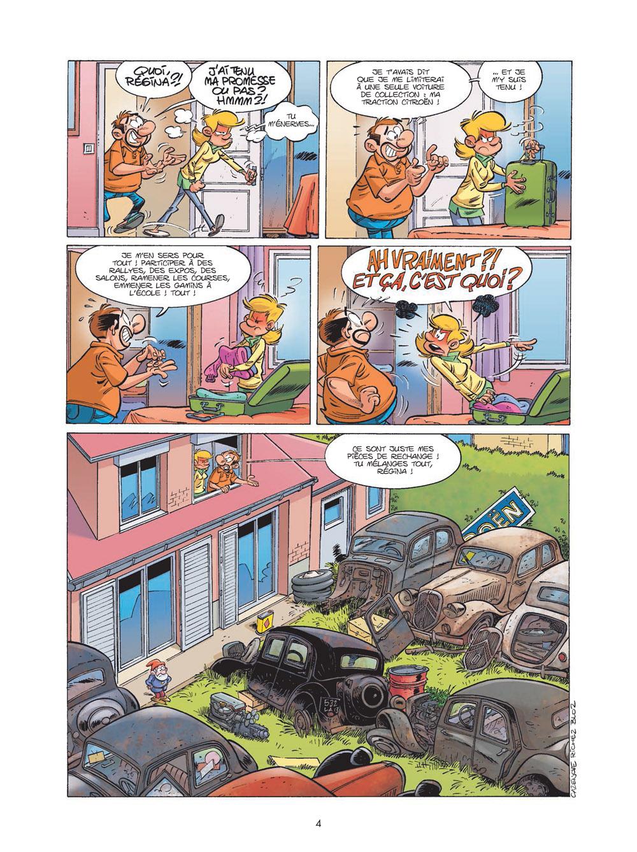 les fondus de voitures de collection #1 planche 2