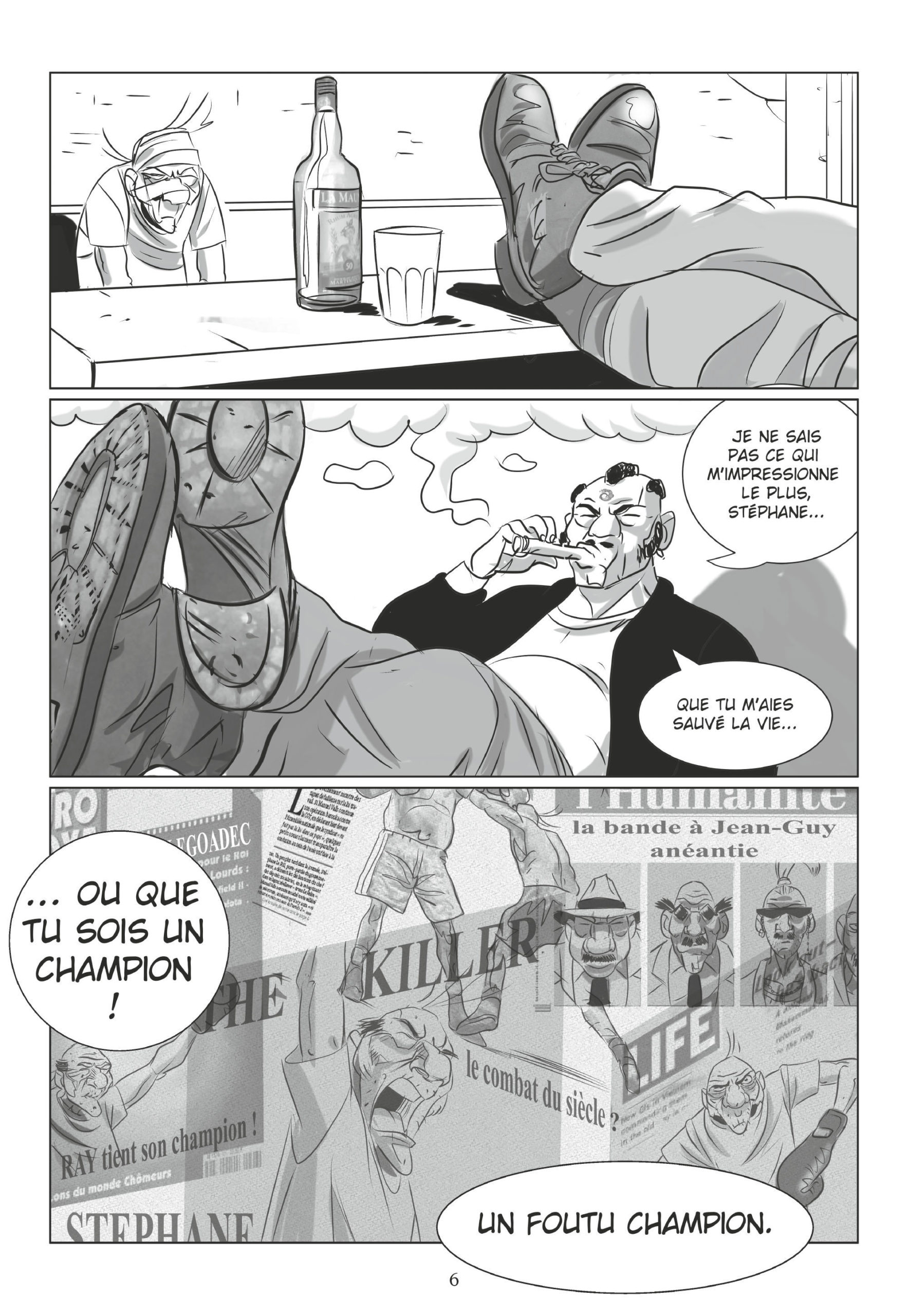 octofight #1 planche 4