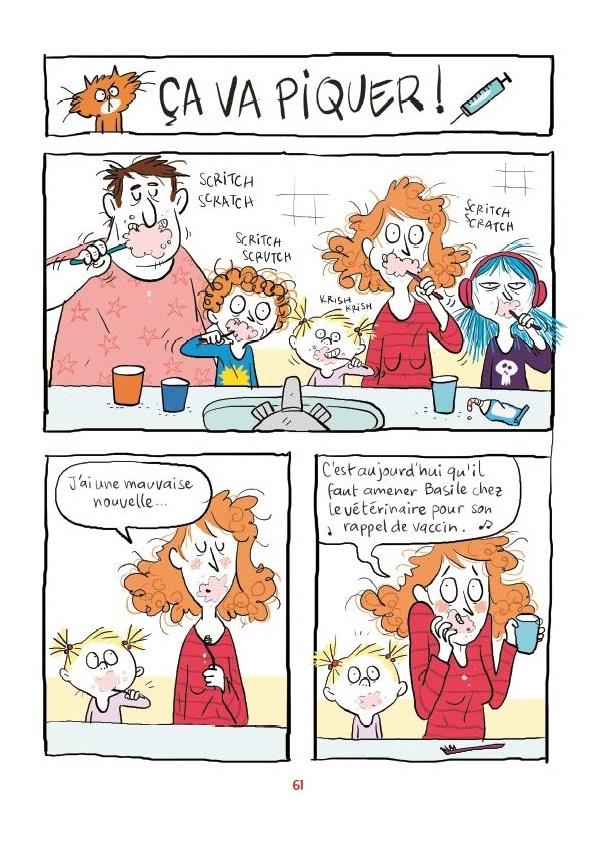 la famille au poil #2 planche 4