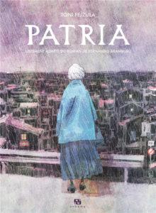 couverture de Patria