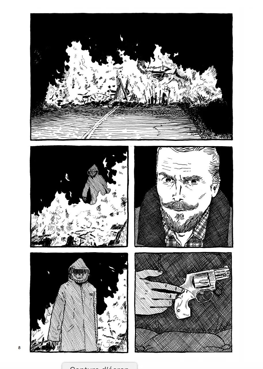 l'affaire des hommes disparus planche 4