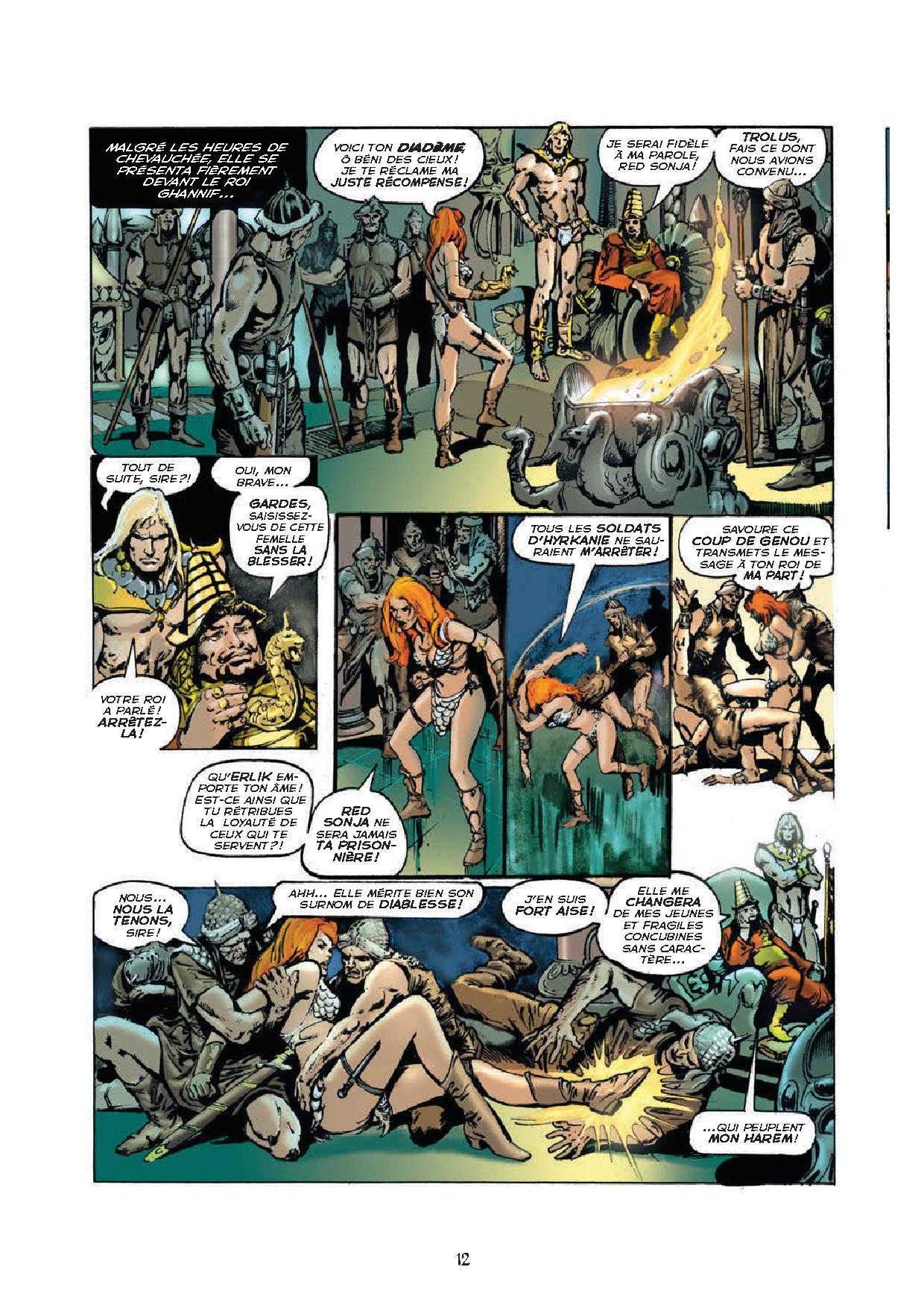 Aventures originales de Red Sonja 1-p4