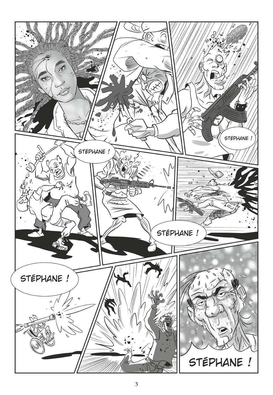 octofight #3 planche 1