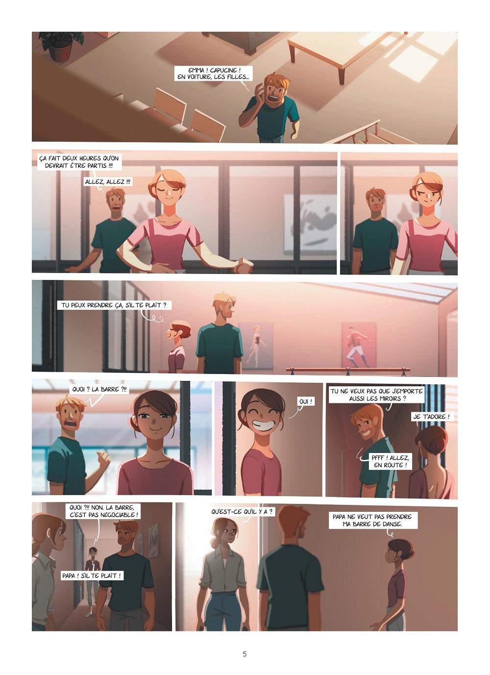 emma et capucine #5 planche 3