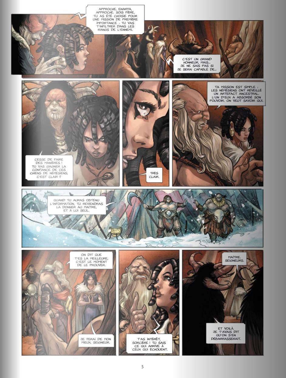 la pierre du chaos #2 planche 3