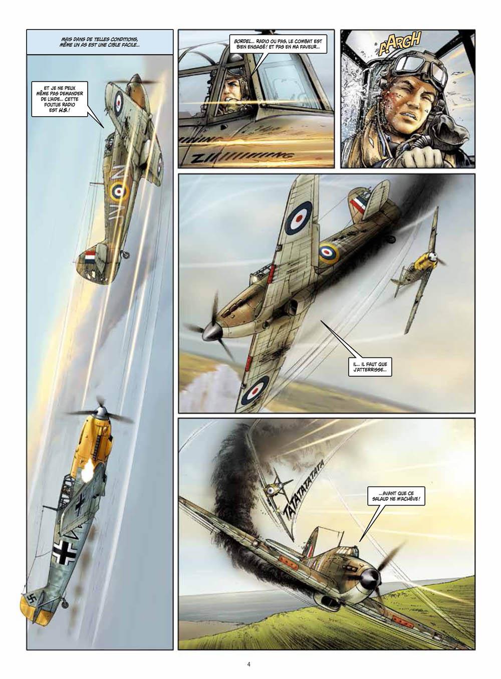 les ailes de l'espérance #1 planche 3
