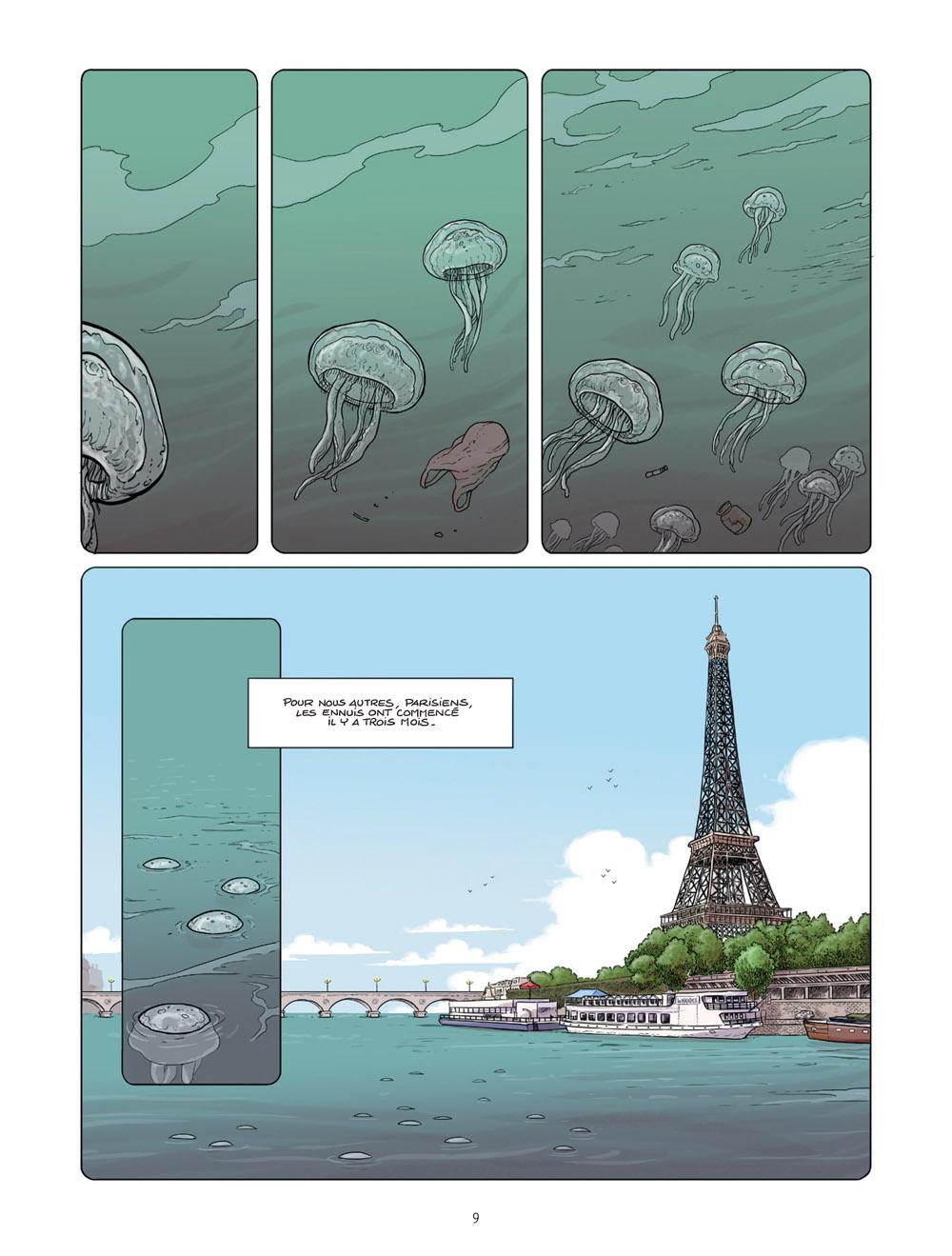 réfugiés climatiques & castagnettes #1 planche 5
