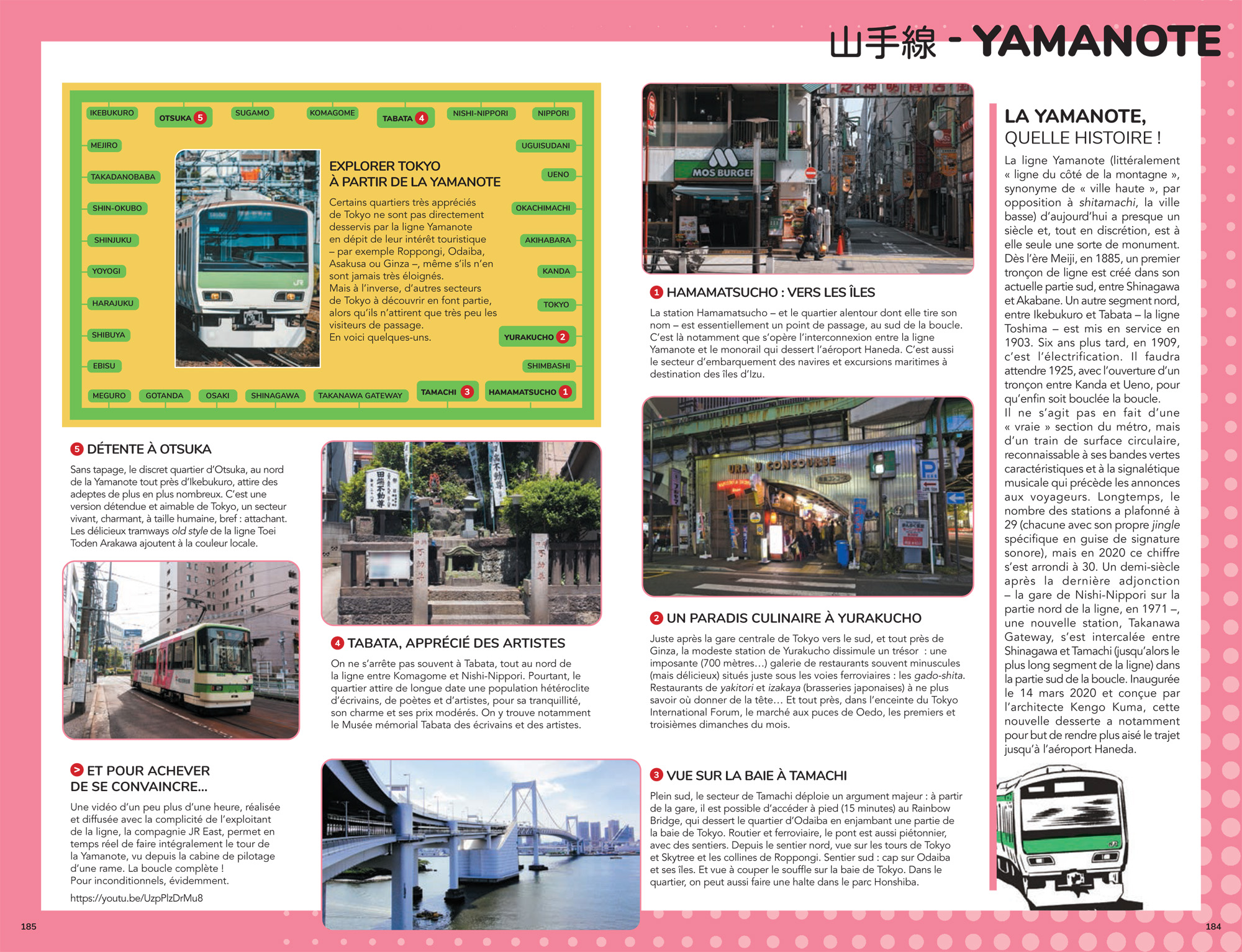 tokyo en manga planche 1
