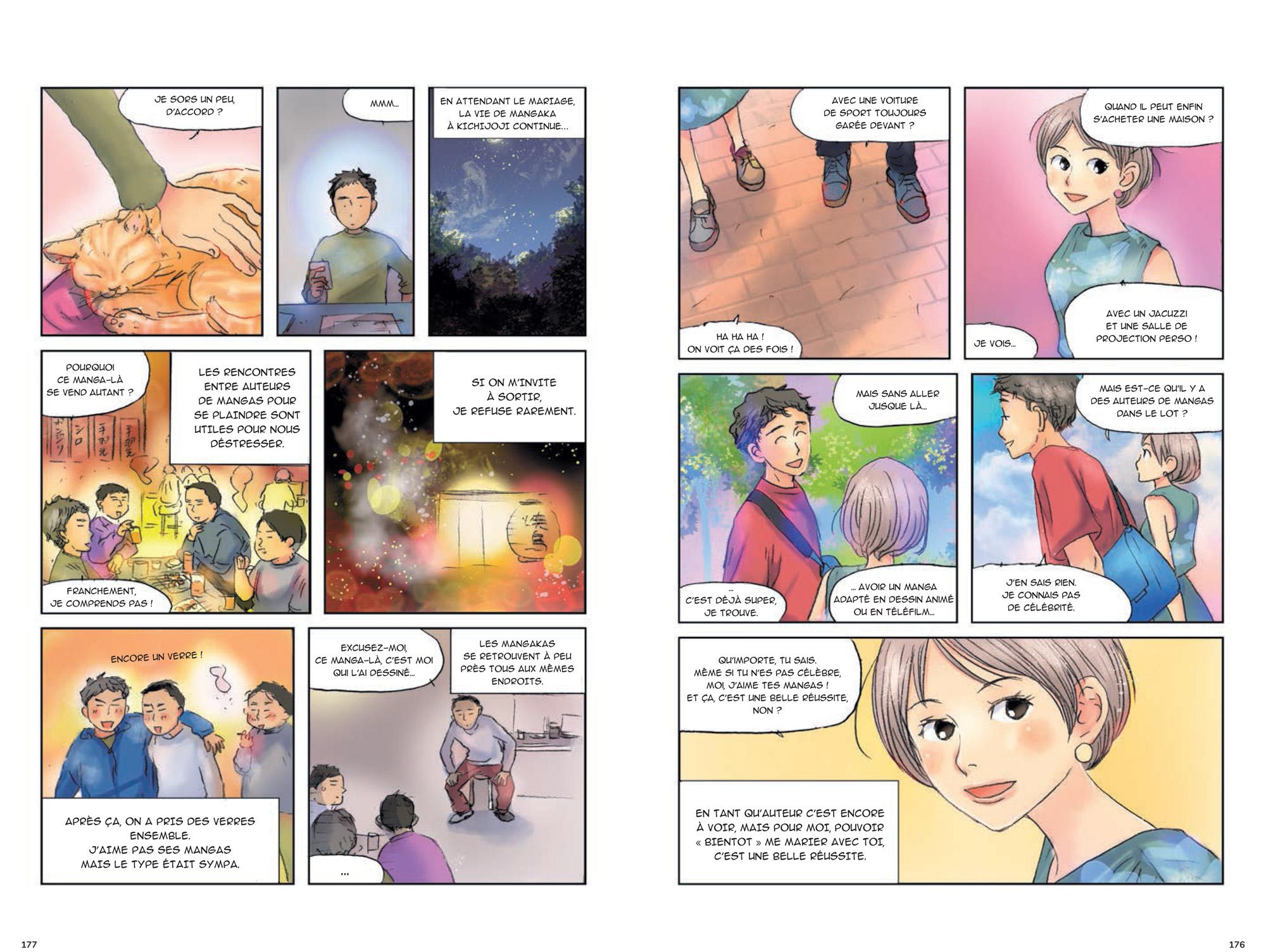 tokyo en manga planche 5